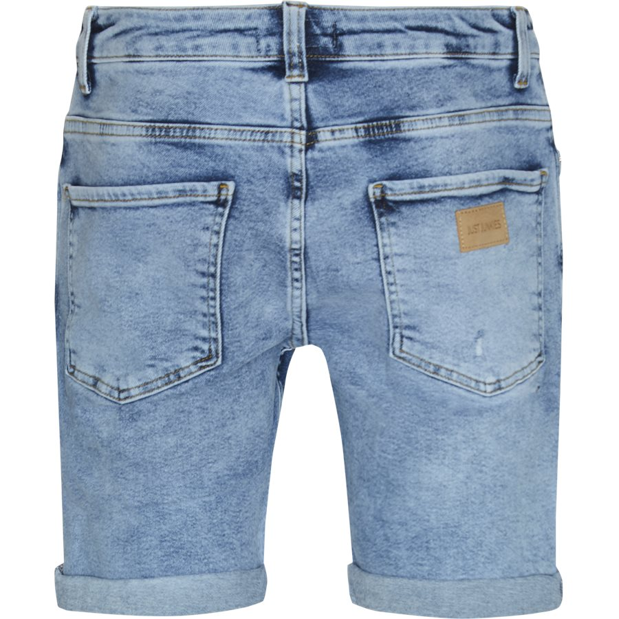 OZON BLUE MIKE SHORTS - Ozon Blue Mike Shorts - Shorts - Regular - DENIM - 2