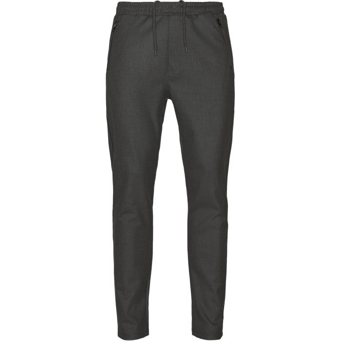 Flex 2.0 Bistretch - Bukser - Tapered fit - Grå