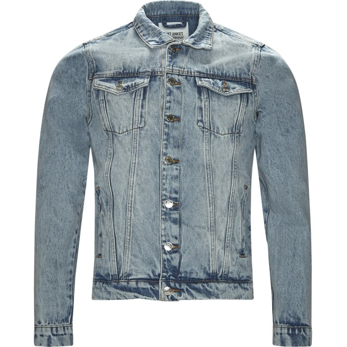 Rolf Very Light Blue - Jakker - Regular - Denim
