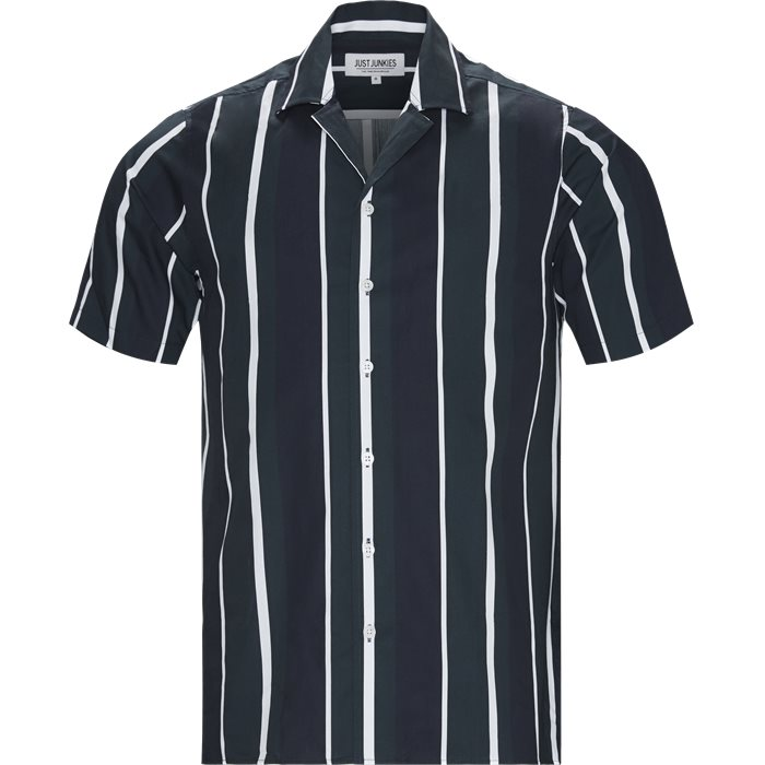 Just Shirt - Skjorter - Regular - Sort