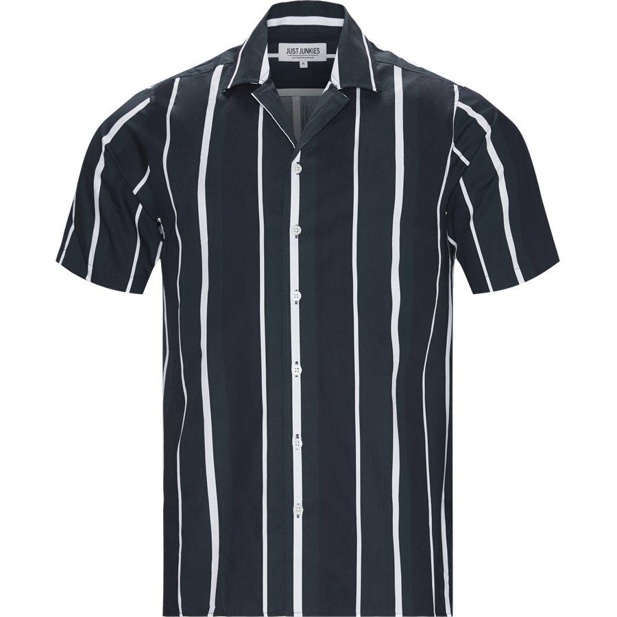 JUST - Just Shirt - Skjorter - Regular - SORT - 1