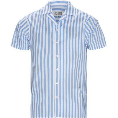 Ross Shirt Regular | Ross Shirt | Blå