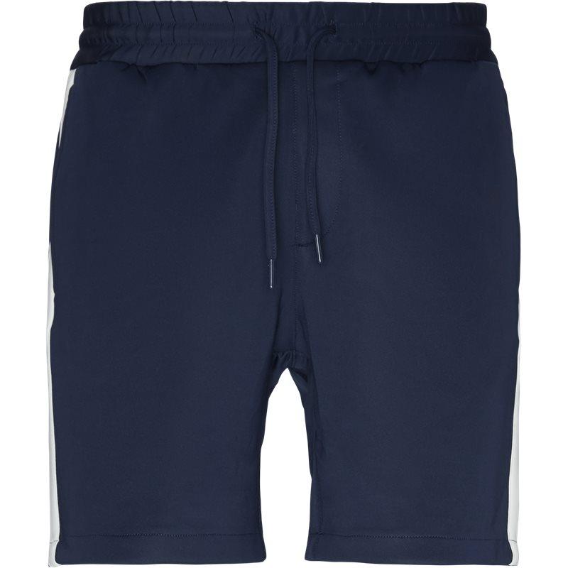 Just Junkies Alfred Shorts Navy/hvid