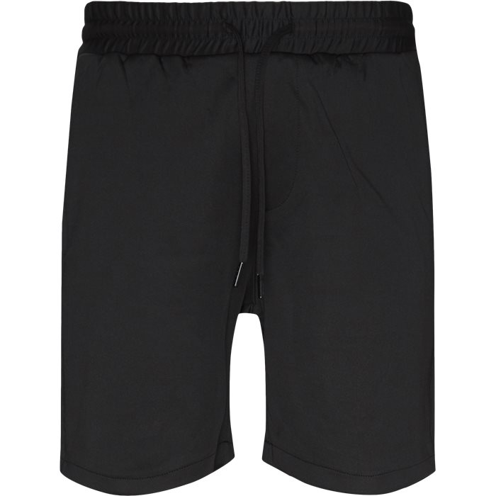 Alfred Shorts - Shorts - Straight fit - Sort