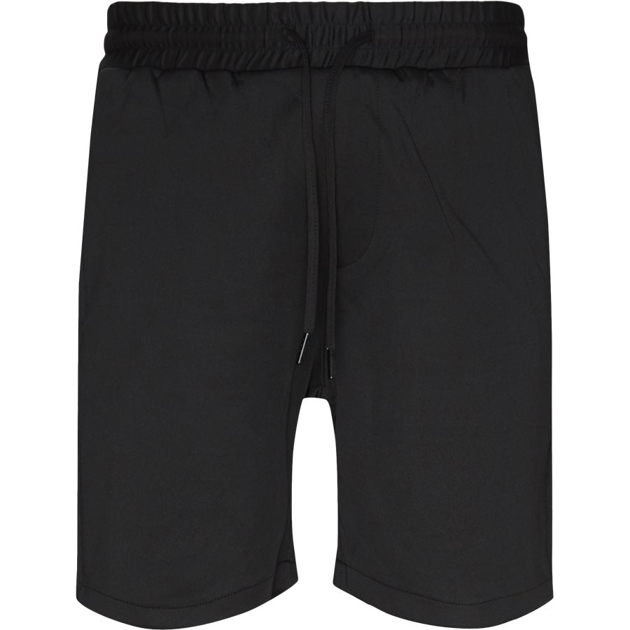 ALFRED SHORTS - Alfred Shorts - Shorts - Straight fit - SORT/SORT - 2