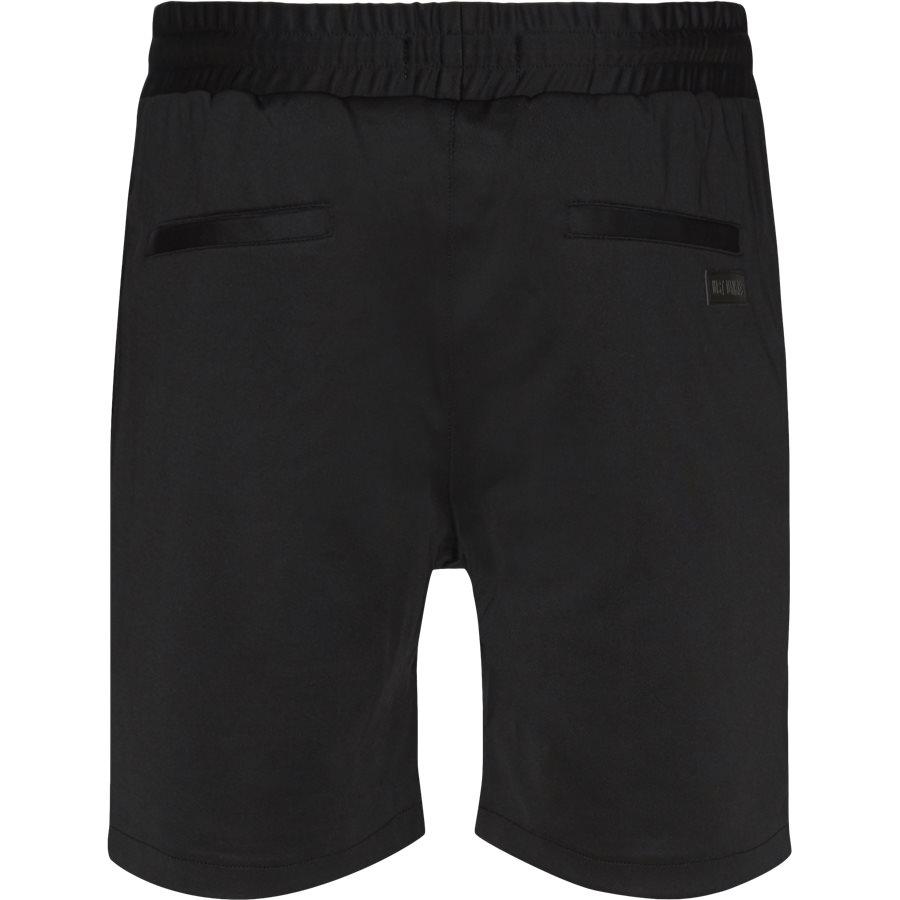 ALFRED SHORTS - Alfred Shorts - Shorts - Straight fit - SORT/SORT - 3