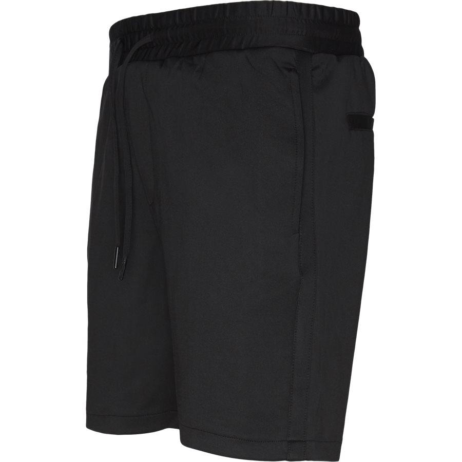 ALFRED SHORTS - Alfred Shorts - Shorts - Straight fit - SORT/SORT - 4