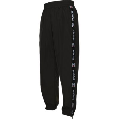 Retro Trackpant Loose | Retro Trackpant | Sort