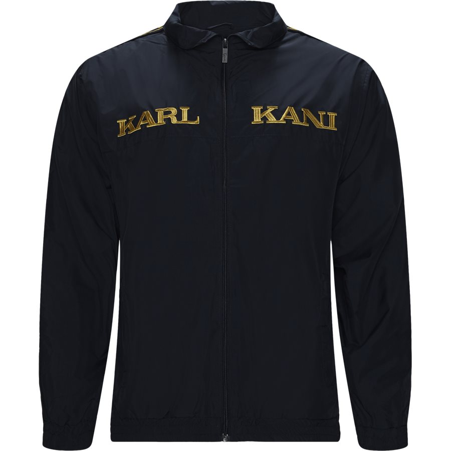 RETRO TRACKJACKET 3581913 - Retro Track Jacket  - Sweatshirts - Regular - NAVY - 1