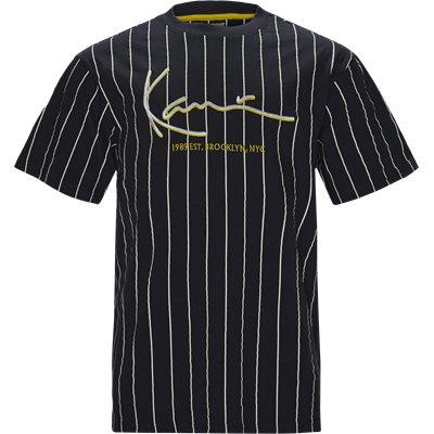 Signature Pinstripe  Regular | Signature Pinstripe  | Blå