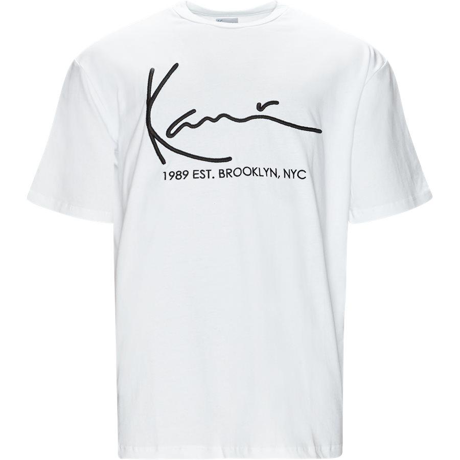 SIGNATURE TEE 3583239 - Signature Tee  - T-shirts - Regular - HVID - 1