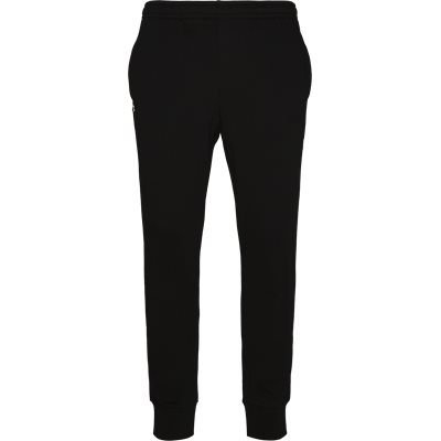 XH9507 Sweatpants Tapered fit   XH9507 Sweatpants   Sort