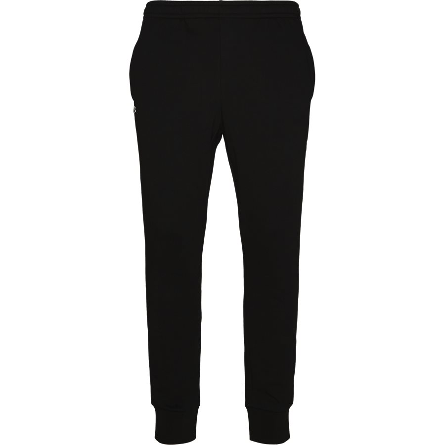 XH9507 - XH9507 Sweatpants - Bukser - Tapered fit - SORT - 1