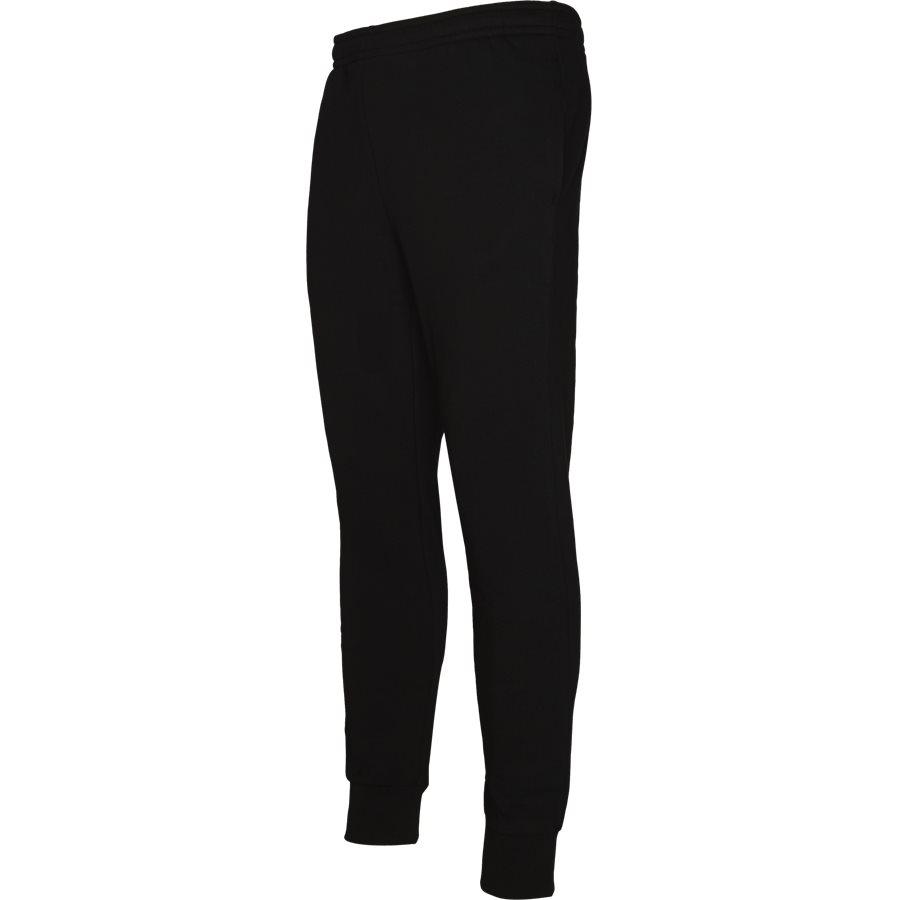 XH9507 - XH9507 Sweatpants - Bukser - Tapered fit - SORT - 3
