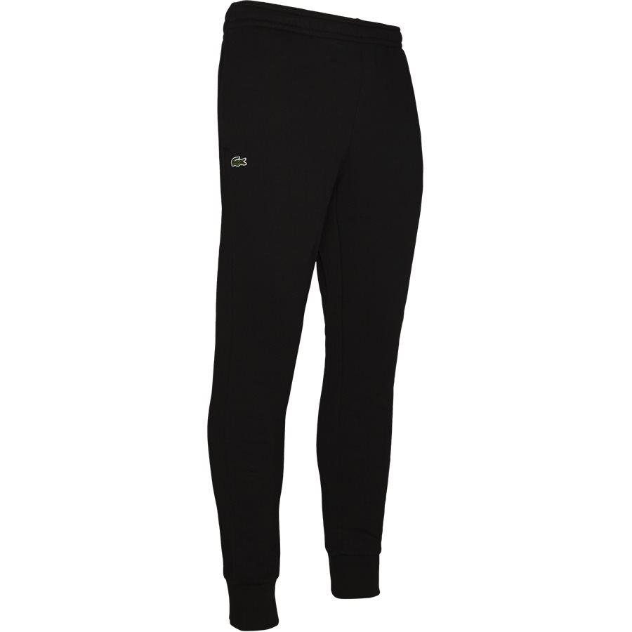 XH9507 - XH9507 Sweatpants - Bukser - Tapered fit - SORT - 4