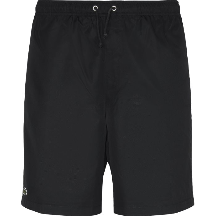Shorts - Regular fit - Svart