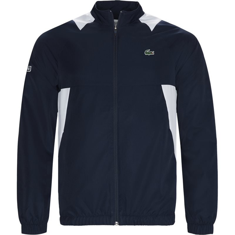 Image of   Lacoste Wh3563 Vr. 73 Sweatshirts Navy