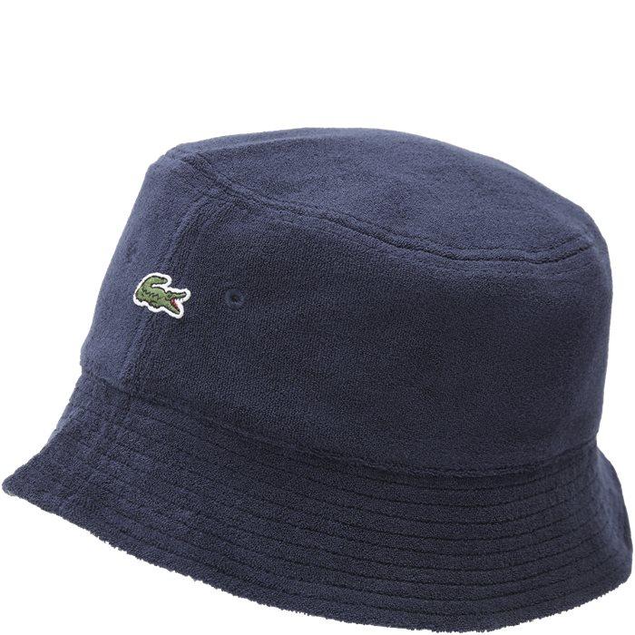 Rk3891 Bøllehat - Caps - Blå
