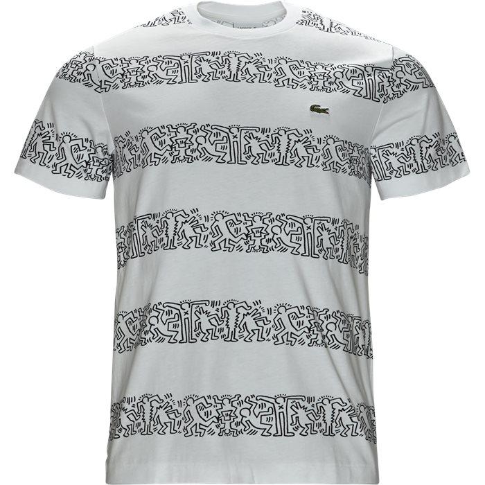 TH4297 T-shirt - T-shirts - Regular fit - Hvid