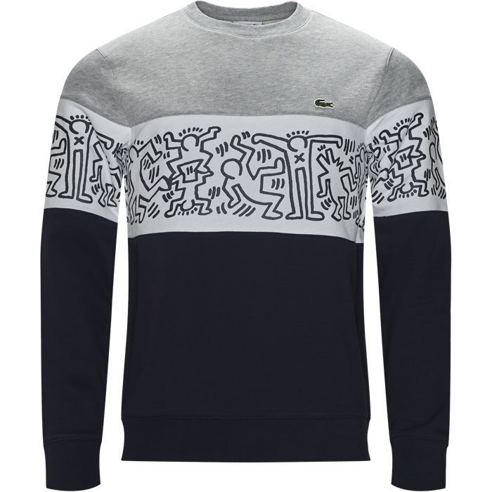 SH4370 - Sweatshirts - Regular - Blå