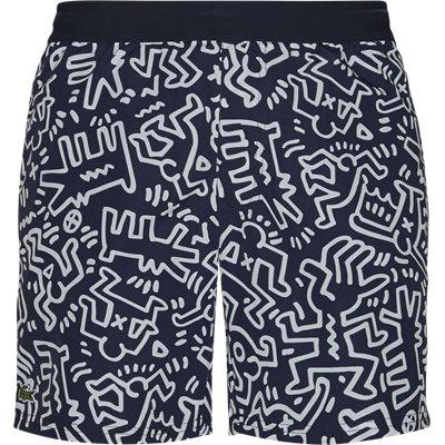 Regular | Shorts | Blå