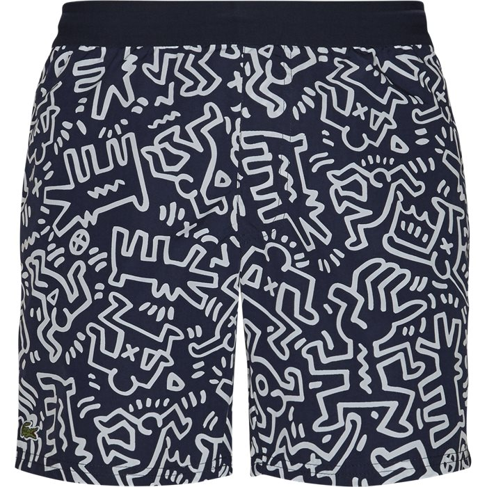 MH4767 Badeshorts - Shorts - Regular - Blå