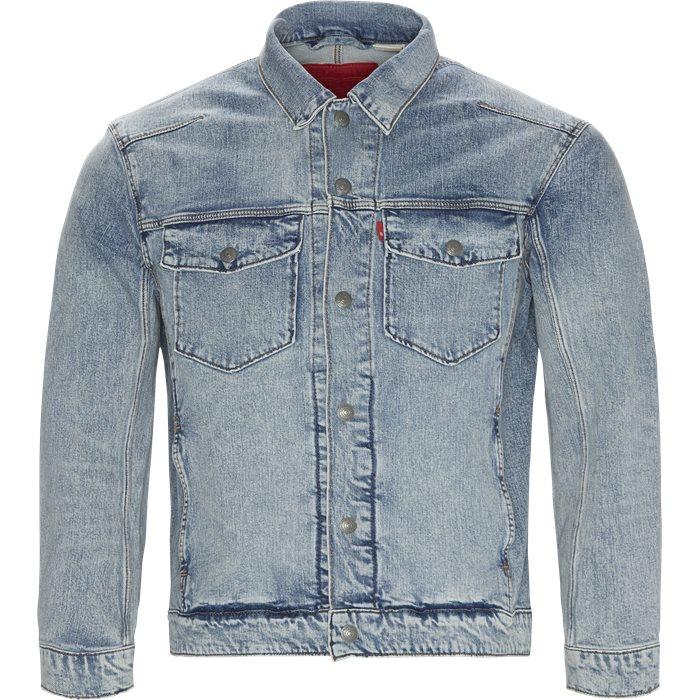 Jackets - Loose fit - Denim