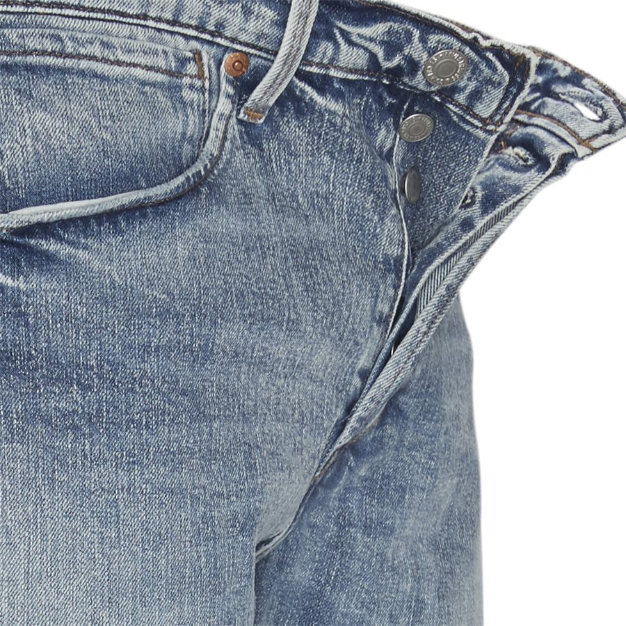 72775-0001 - Engineered Jeans  - Jeans - Tapered fit - DENIM - 4