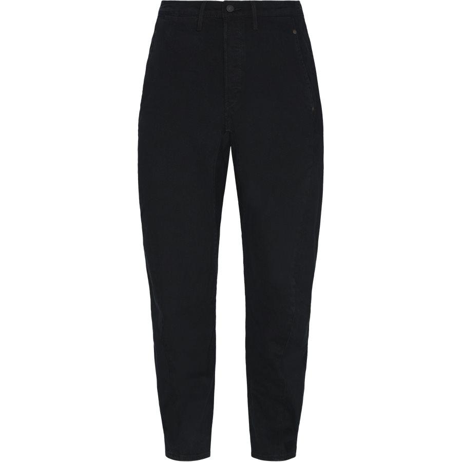 72777-0001 - Engineered Jeans - Jeans - Loose - SORT - 2