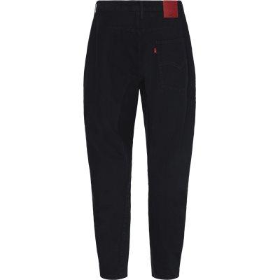 Engineered Jeans Loose fit   Engineered Jeans   Sort