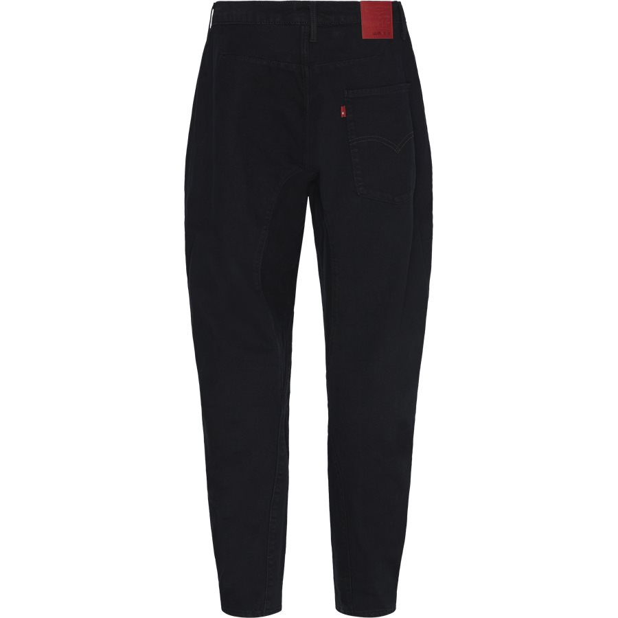 72777-0001 - Engineered Jeans - Jeans - Loose - SORT - 3