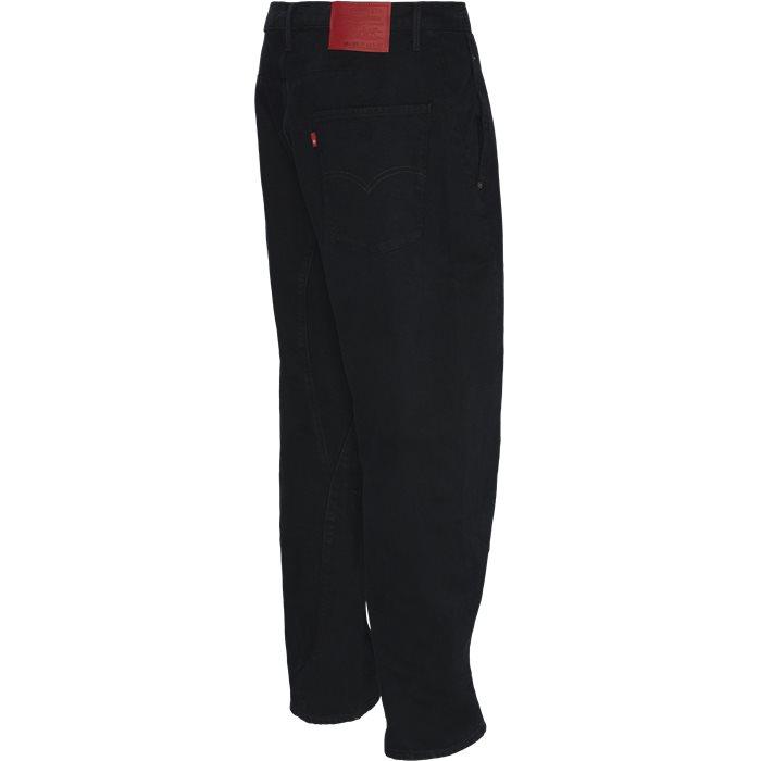 Jeans - Loose - Black