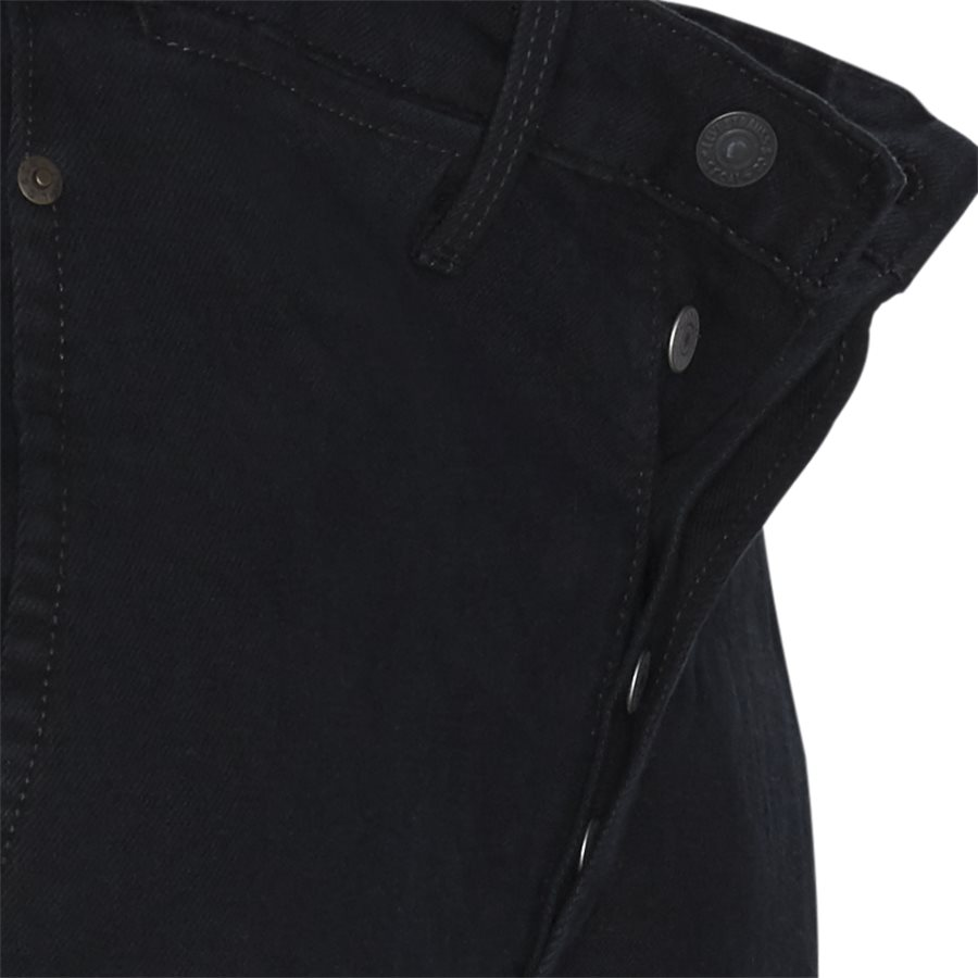 72777-0001 - Engineered Jeans - Jeans - Loose - SORT - 4