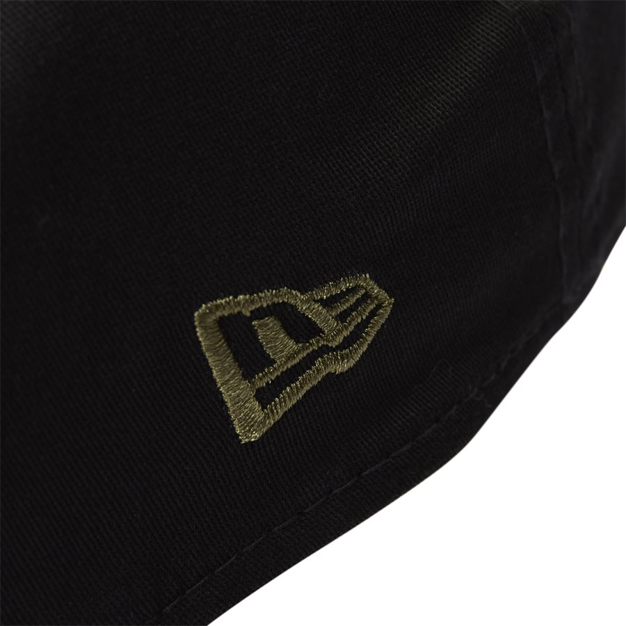 LEAGUE ESSENTIAL 3930 NY - 3930 Cap - Caps - SORT/ARMY - 6