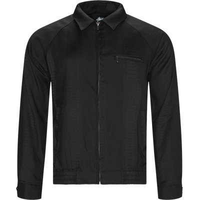 Tonal Snake Bryan Jacket Regular | Tonal Snake Bryan Jacket | Sort