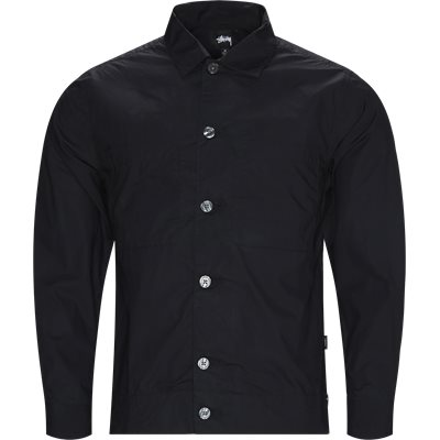 Ranch LS Shirt Regular | Ranch LS Shirt | Sort