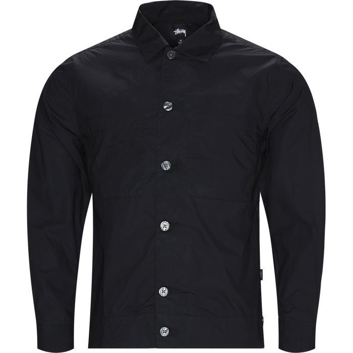 Ranch LS Shirt - Skjorter - Regular - Sort