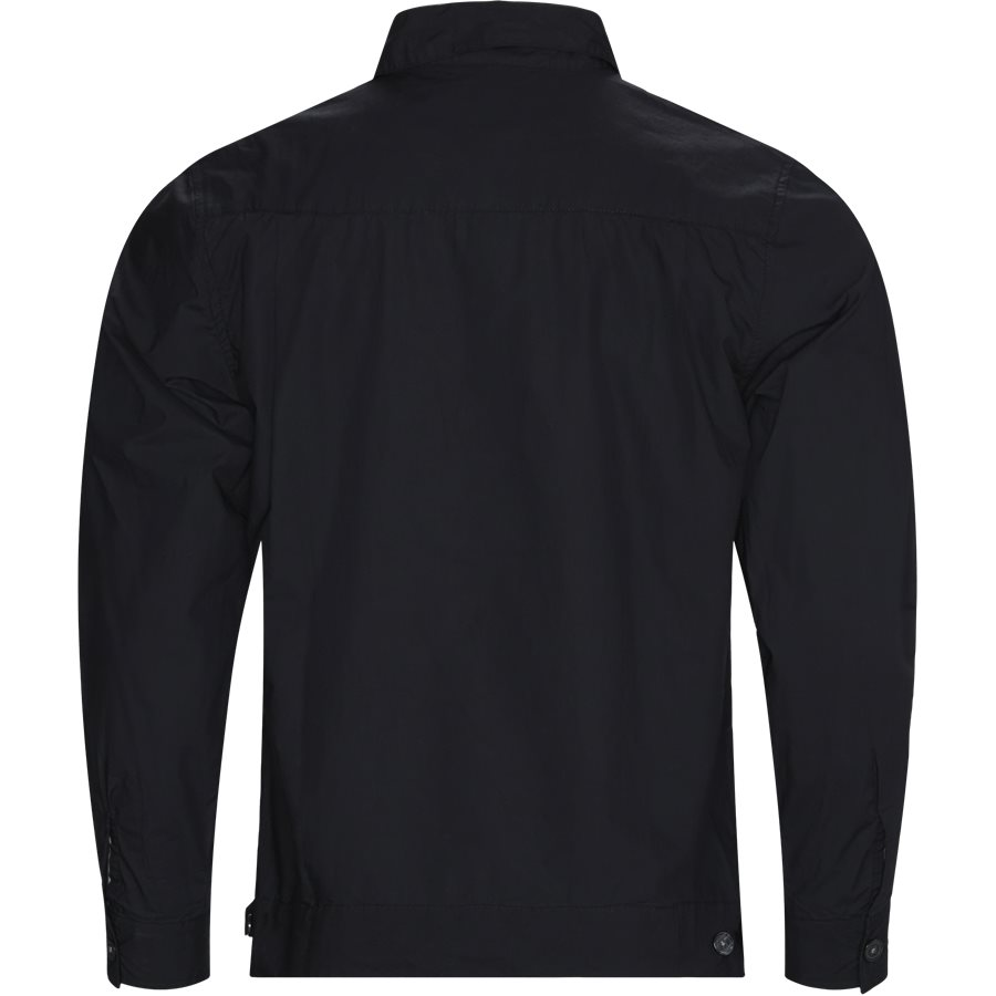 RANCH 111038 - Ranch LS Shirt - Skjorter - Regular - SORT - 2