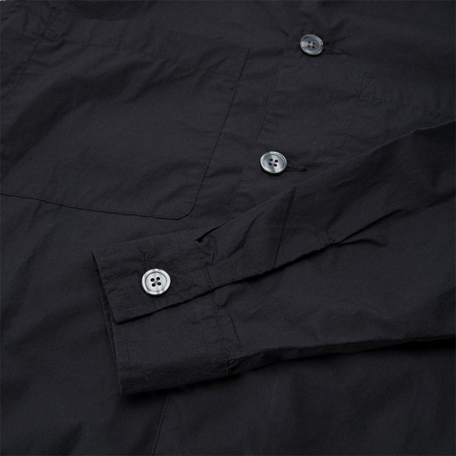 RANCH 111038 - Ranch LS Shirt - Skjorter - Regular - SORT - 3