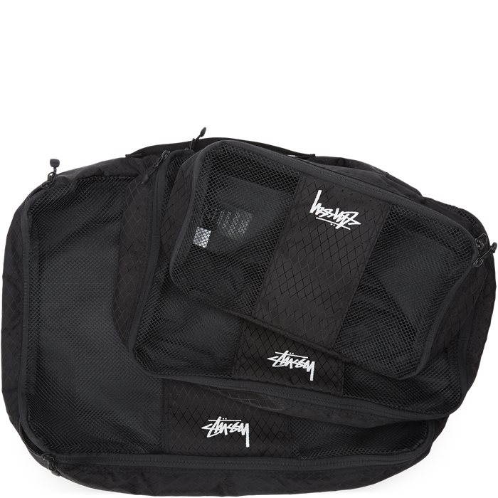 Diamond Ripstop Packing Cubes Bag - Tasker - Sort