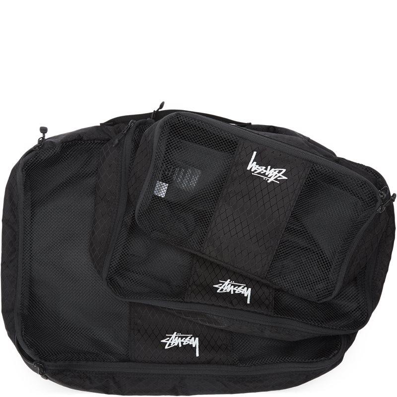 Billede af Stüssy Diamond Ripstop Packing Cubes Bag Sort