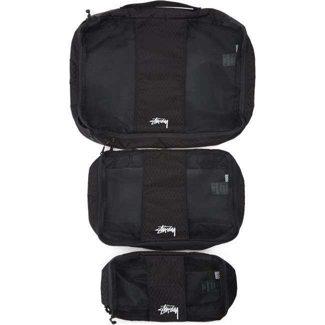 Diamond Ripstop Packing Cubes Bag