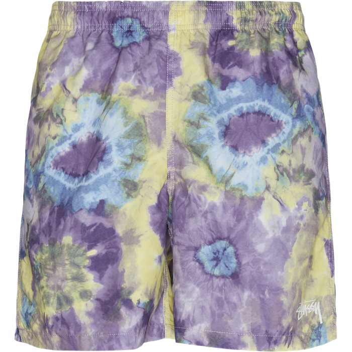 Tye Dye Water Short - Shorts - Regular - Lilla