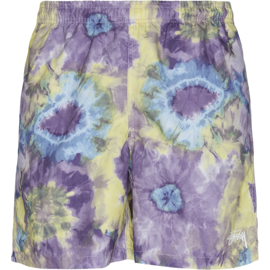 WATER SHORT 113109 - Tye Dye Water Short - Shorts - Regular - LILLA - 1