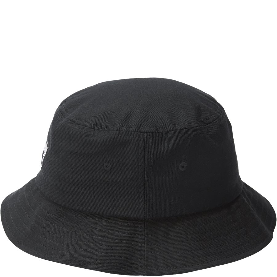 STOCK BUCKET 132917 - Stock Bucket Hat - Caps - SORT - 4