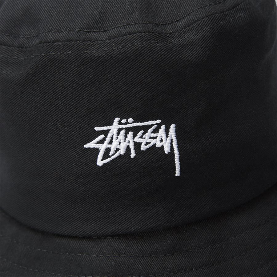 STOCK BUCKET 132917 - Stock Bucket Hat - Caps - SORT - 5