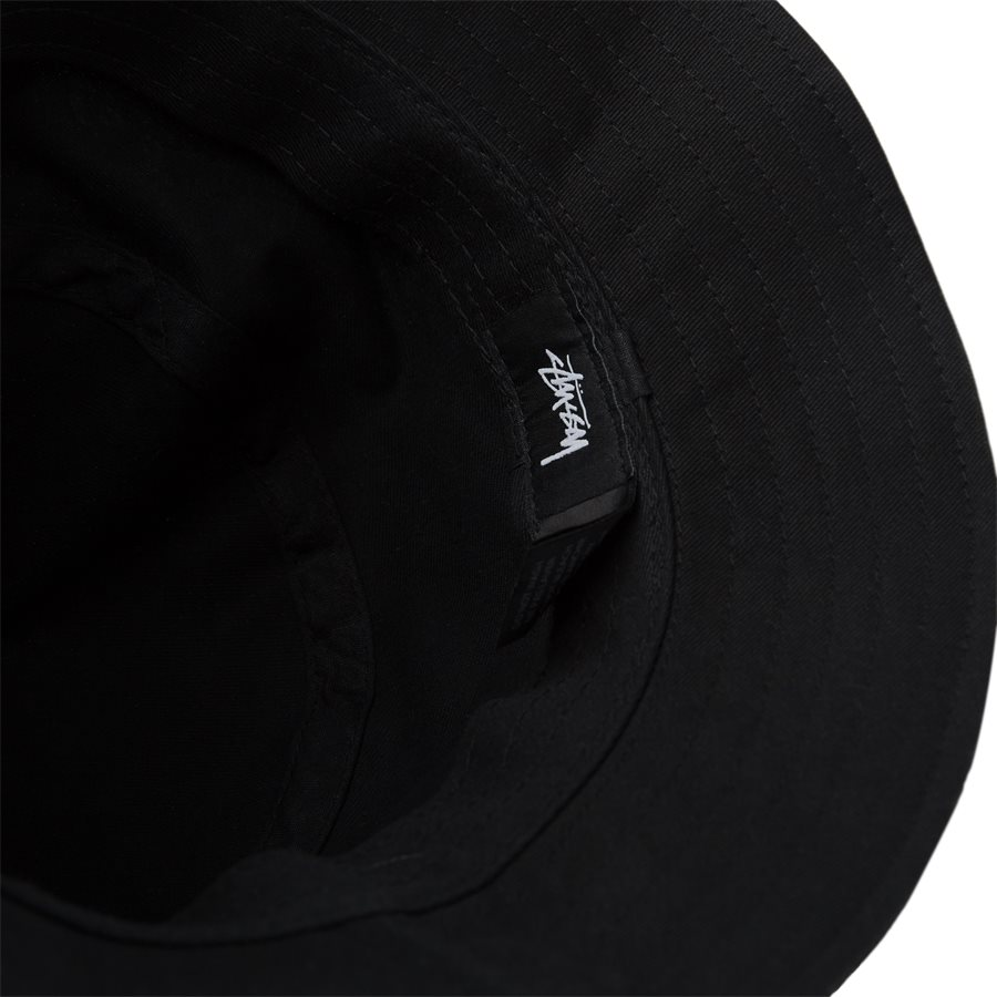 STOCK BUCKET 132917 - Stock Bucket Hat - Caps - SORT - 6