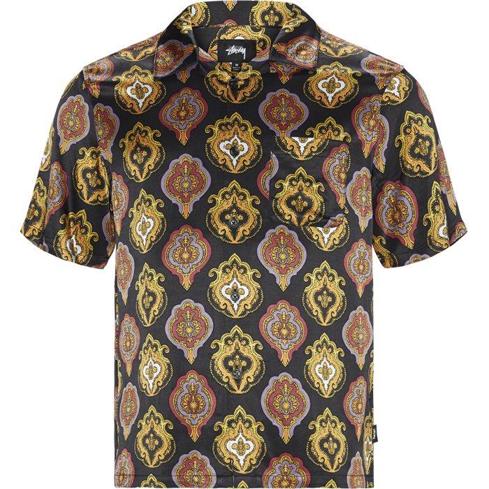 Shield Shirt - Skjorter - Regular - Sort