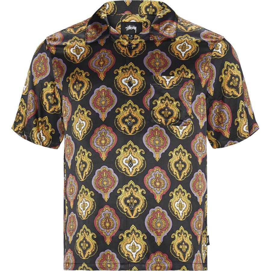 SHIELD SHIRT 1110027 - Shield Shirt - Skjorter - Regular - SORT - 1