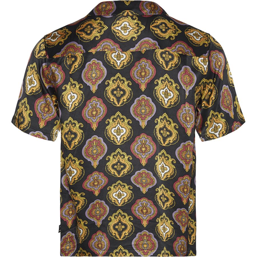 SHIELD SHIRT 1110027 - Shield Shirt - Skjorter - Regular - SORT - 2